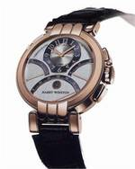 ���� Harry Winston Excenter Chrono (RG)