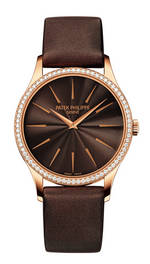 часы Patek Philippe Calatrava Rose Gold Ladies