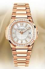 часы Patek Philippe Ladies Nautilus RG