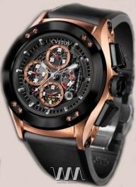 часы Cvstos Challenge-R50 Chrono RG Bicolor