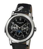 часы Patek Philippe Platinum Men'sGrand Complication