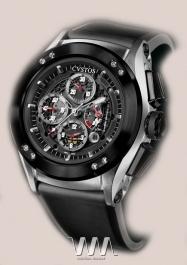 часы Cvstos Challenge-R50 Chrono Steel Bicolor
