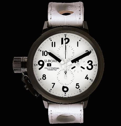 часы U-Boat Flightdeck CAB WH