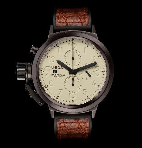 часы U-Boat Flightdeck Ceramic