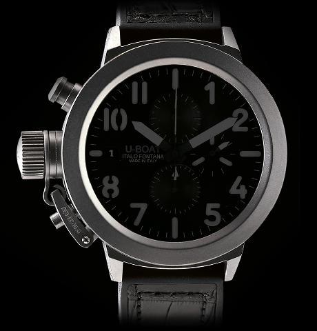 часы U-Boat Flightdeck Titanium