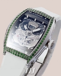часы Cvstos Twin-Time Joaillerie