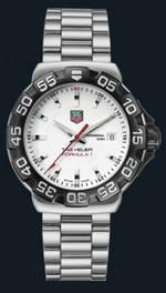 часы TAG Heuer Formula 1 (SS / White / SS)