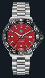 часы TAG Heuer Formula 1 (SS / Red / SS)