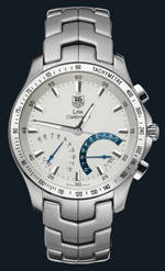 часы TAG Heuer Link Calibre S (SS / Silver / SS)
