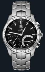 часы TAG Heuer Link Calibre S (SS / Black / SS)