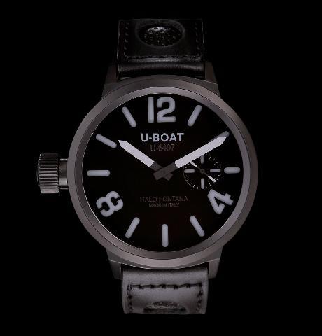 часы U-Boat Flightdeck MBG