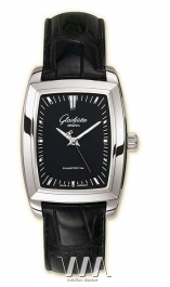 часы Glashutte Original Glashutte Original Lady Serenade Karree (SS Black Leather)