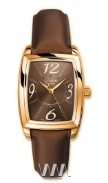 часы Glashutte Original Glashutte Original Lady Serenade Karree (RG Brown Satin)