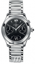 часы Glashutte Original Glashutte Original Lady Serenade Chronograph Steel Bezel on Bracelet
