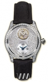 часы Glashutte Original Glashutte Original Lady Serenade Tourbillon (WG Diamonds Leather)