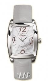 часы Glashutte Original Glashutte Original Lady Serenade Karree (SS MOP Leather)