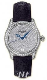 часы Glashutte Original Glashutte Original Lady Serenade Pavee (WG_Diamonds Satin)