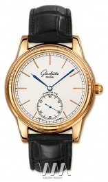 часы Glashutte Original Glashutte Original 1878 Limited Edition (RG / Silver / Leather)