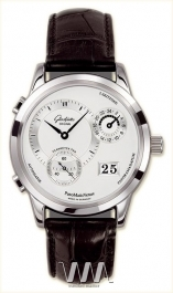 часы Glashutte Original Glashutte Original Panomaticvenue (SS / Silver / Leather)