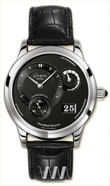 часы Glashutte Original Glashutte Original Panomaticreserve (Pt / Black / Leather)