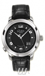 часы Glashutte Original Glashutte Original Panomaticcentral XL (WG / Black / Leather)