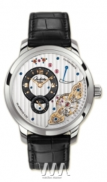 часы Glashutte Original Glashutte Original Panoinverse XL (WG / Leather)
