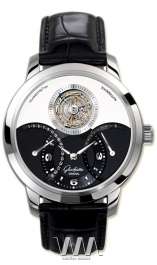 часы Glashutte Original Glashutte Original Panotourbillon XL (WG / Leather)