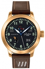 часы Glashutte Original Glashutte Original Senator Navigator Perpetual Calendar Rose Gold