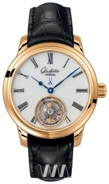 часы Glashutte Original Glashutte Original Senator Meissen Tourbillon Rose Gold