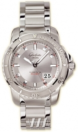 часы Glashutte Original Glashutte Original Sport Evolution Panorama Date (SS / Silver / SS)