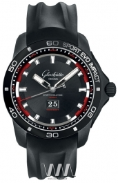 часы Glashutte Original Glashutte Original Sport Evolution Impact Panorama Date Rubber Strap