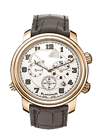 ���� Blancpain Leman Alarm watch