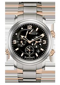 часы Blancpain Leman Alarm watch