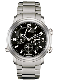 часы Blancpain Leman Alarm watch