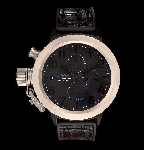 часы U-Boat Flightdeck 50 CA - CAB Titanium