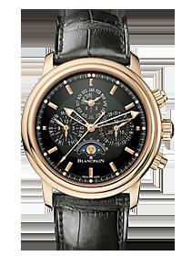часы Blancpain Leman Perpetual calendar