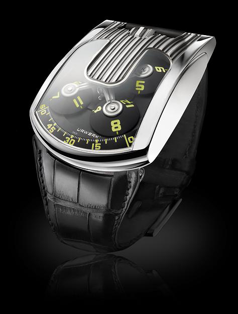 часы Urwerk UR-103