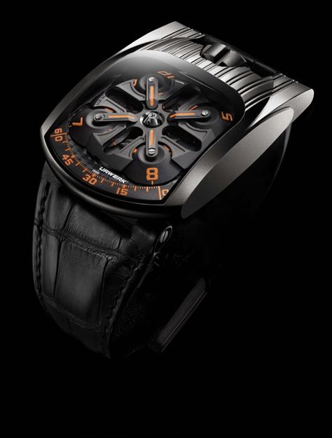 часы Urwerk UR-103T