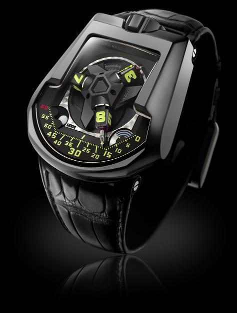часы Urwerk UR-202