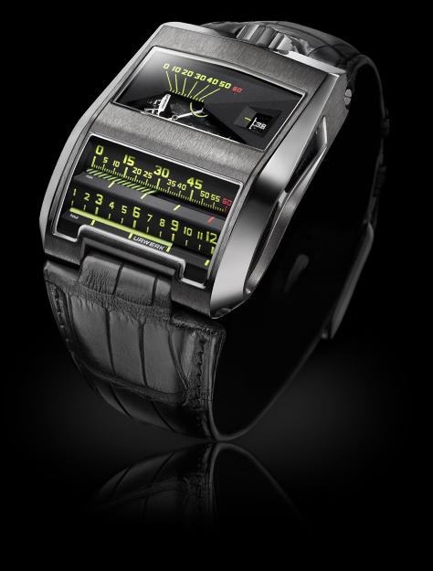 часы Urwerk UR-CC1