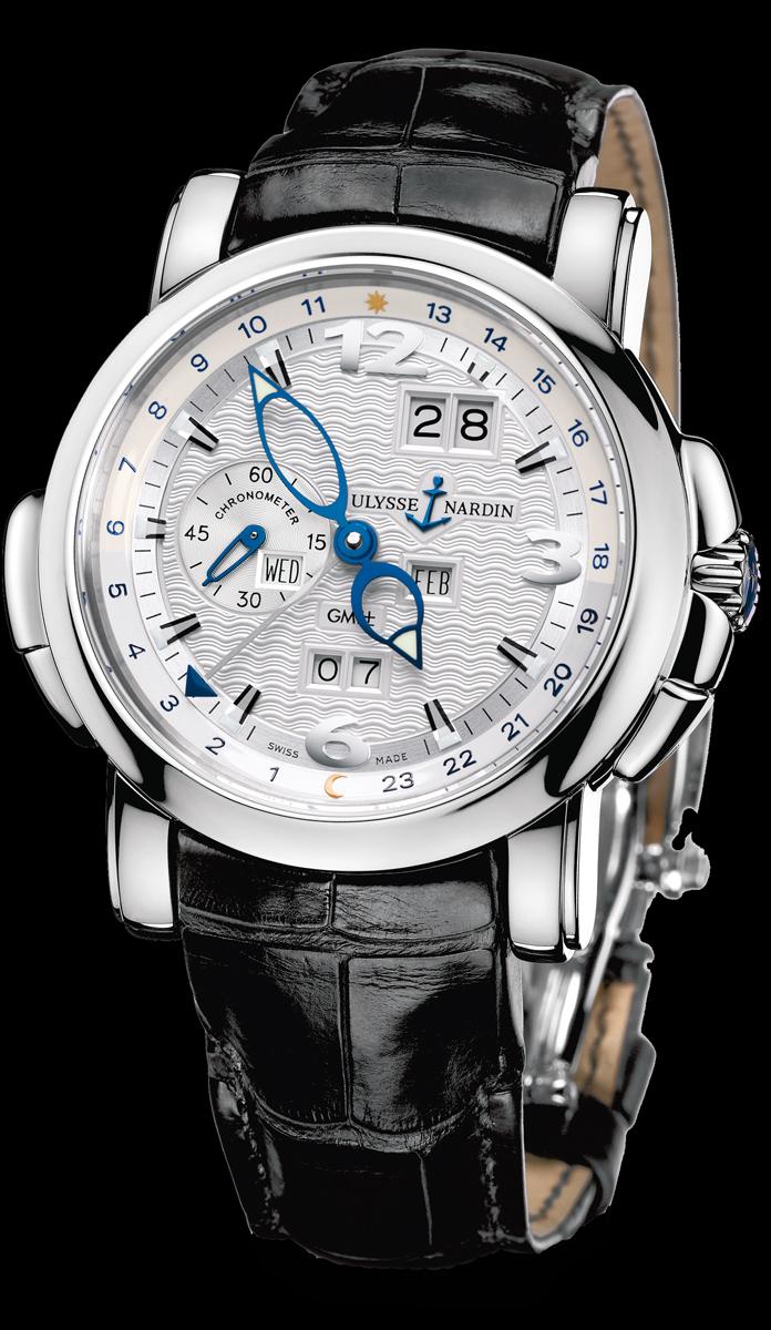 часы Ulysse Nardin GMT ± Perpetual