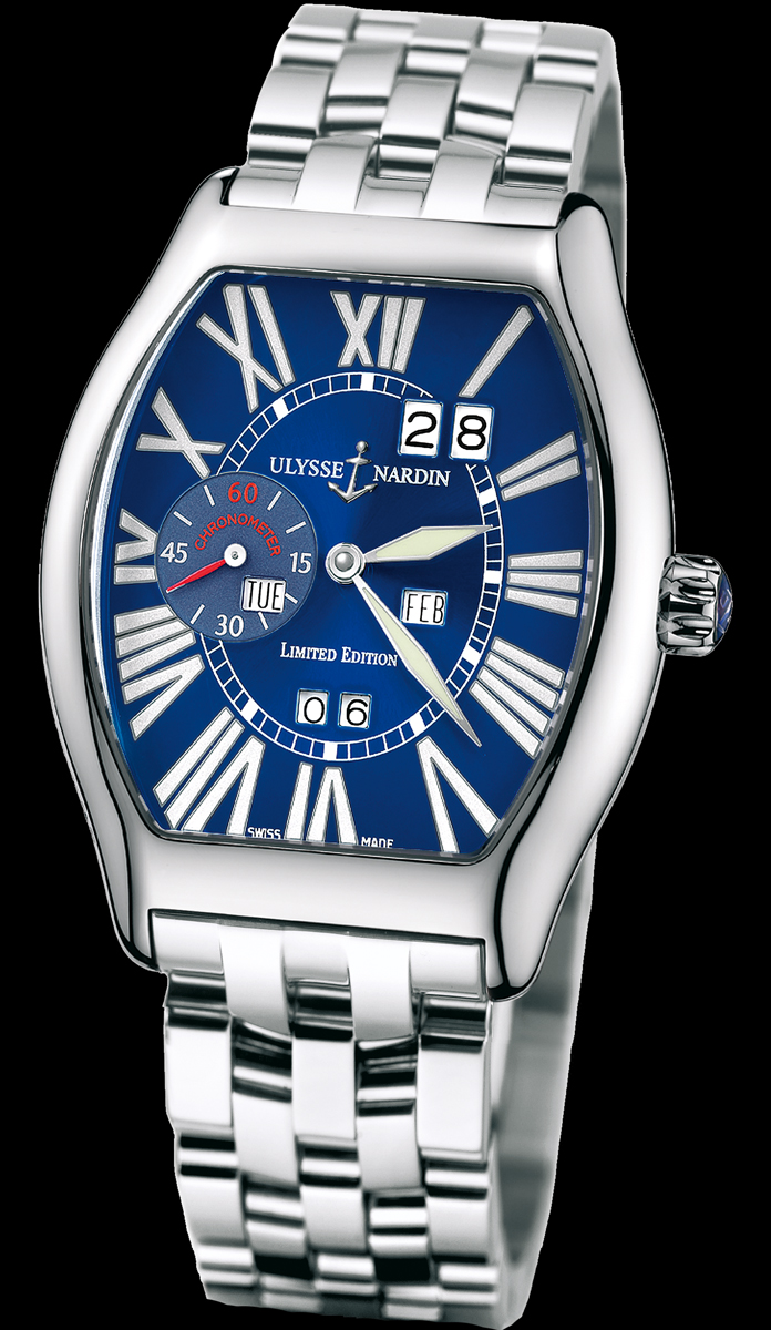 ���� Ulysse Nardin Perpetual Ludovico Limited Edition