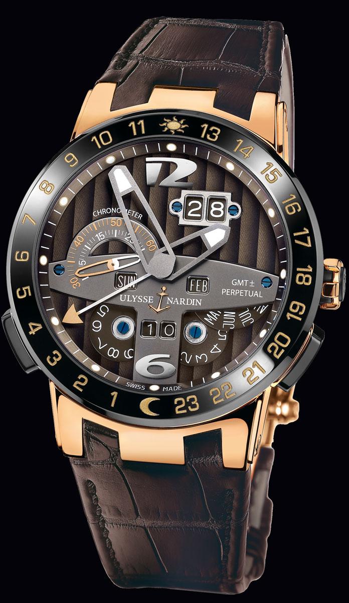 часы Ulysse Nardin El Toro