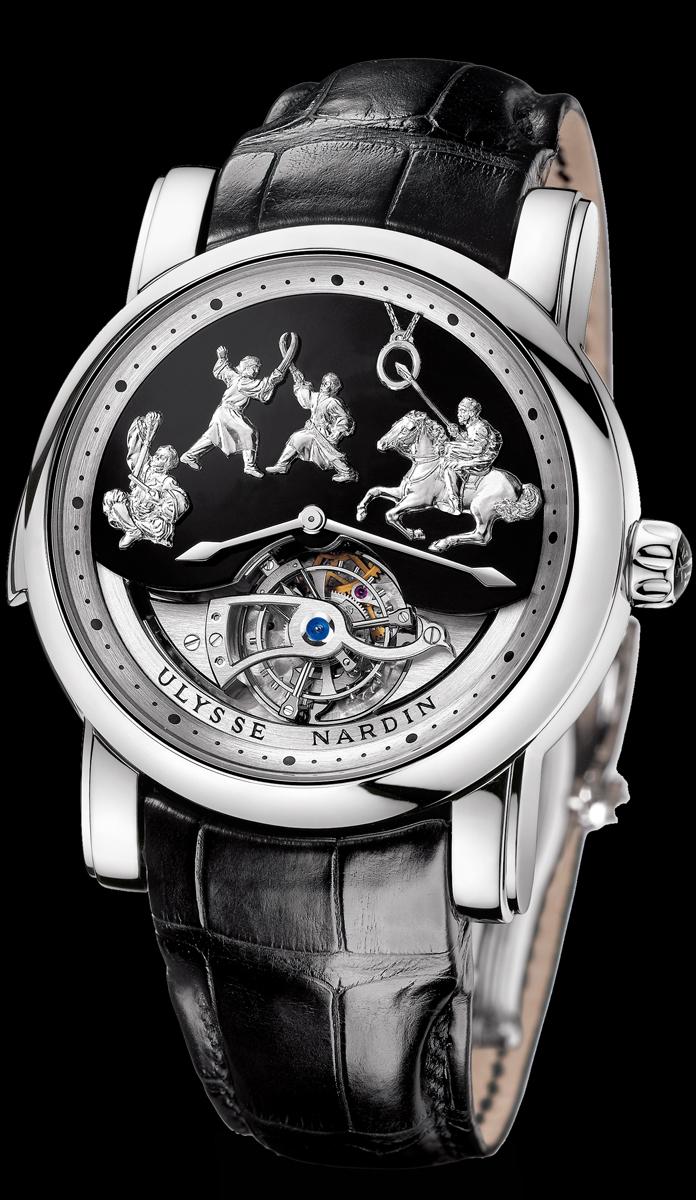 часы Ulysse Nardin Genghis Khan