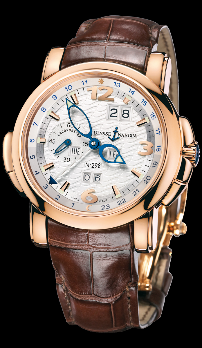 часы Ulysse Nardin GMT ± Perpetual Limited Edition