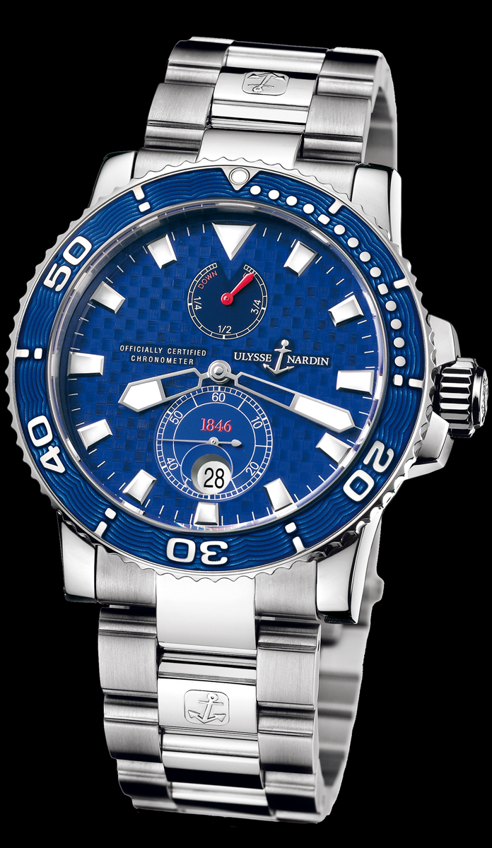 часы Ulysse Nardin Maxi Marine Diver Limited Edition