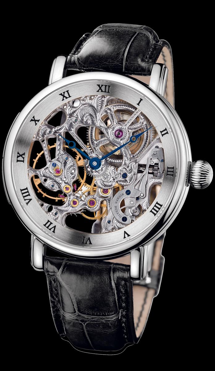 часы Ulysse Nardin Maxi Skeleton