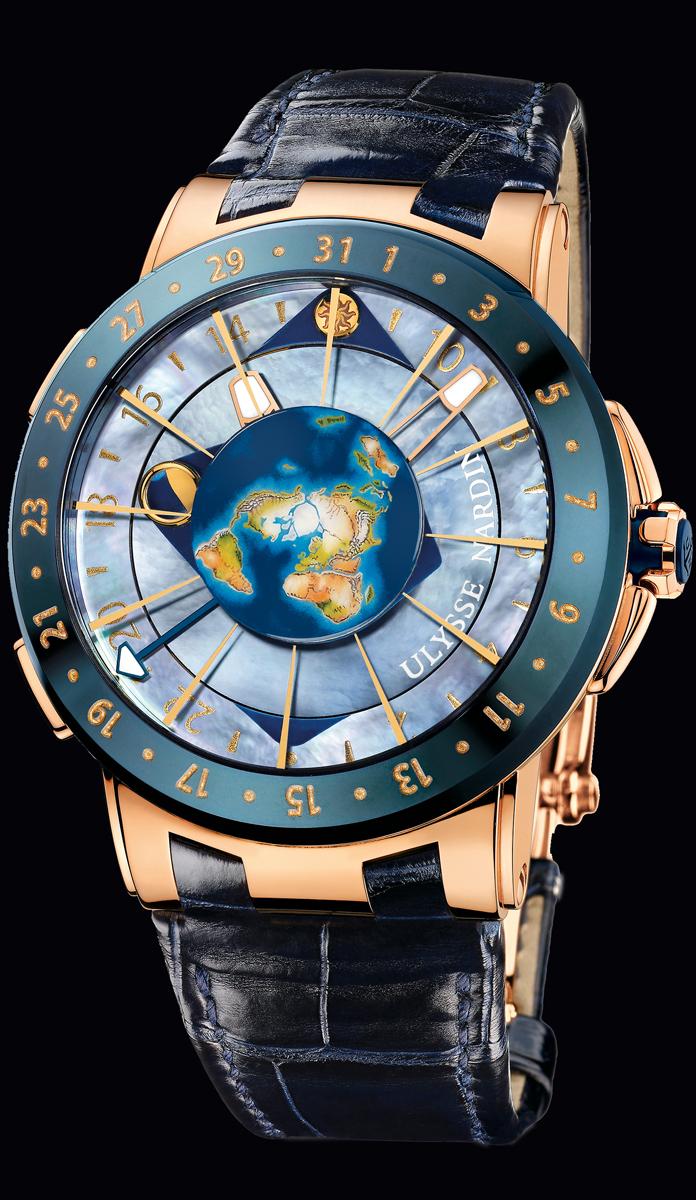часы Ulysse Nardin Moonstruck
