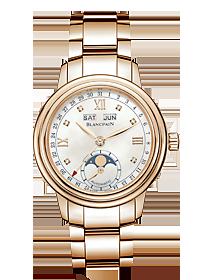 часы Blancpain Leman Moon phase