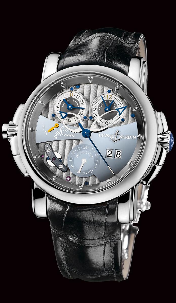 часы Ulysse Nardin Sonata Silicium